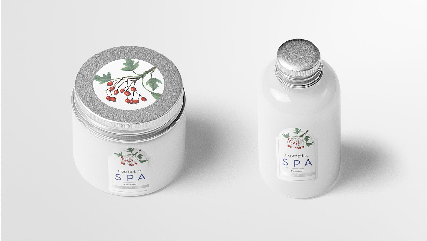 Cosmetics Berries Products 02