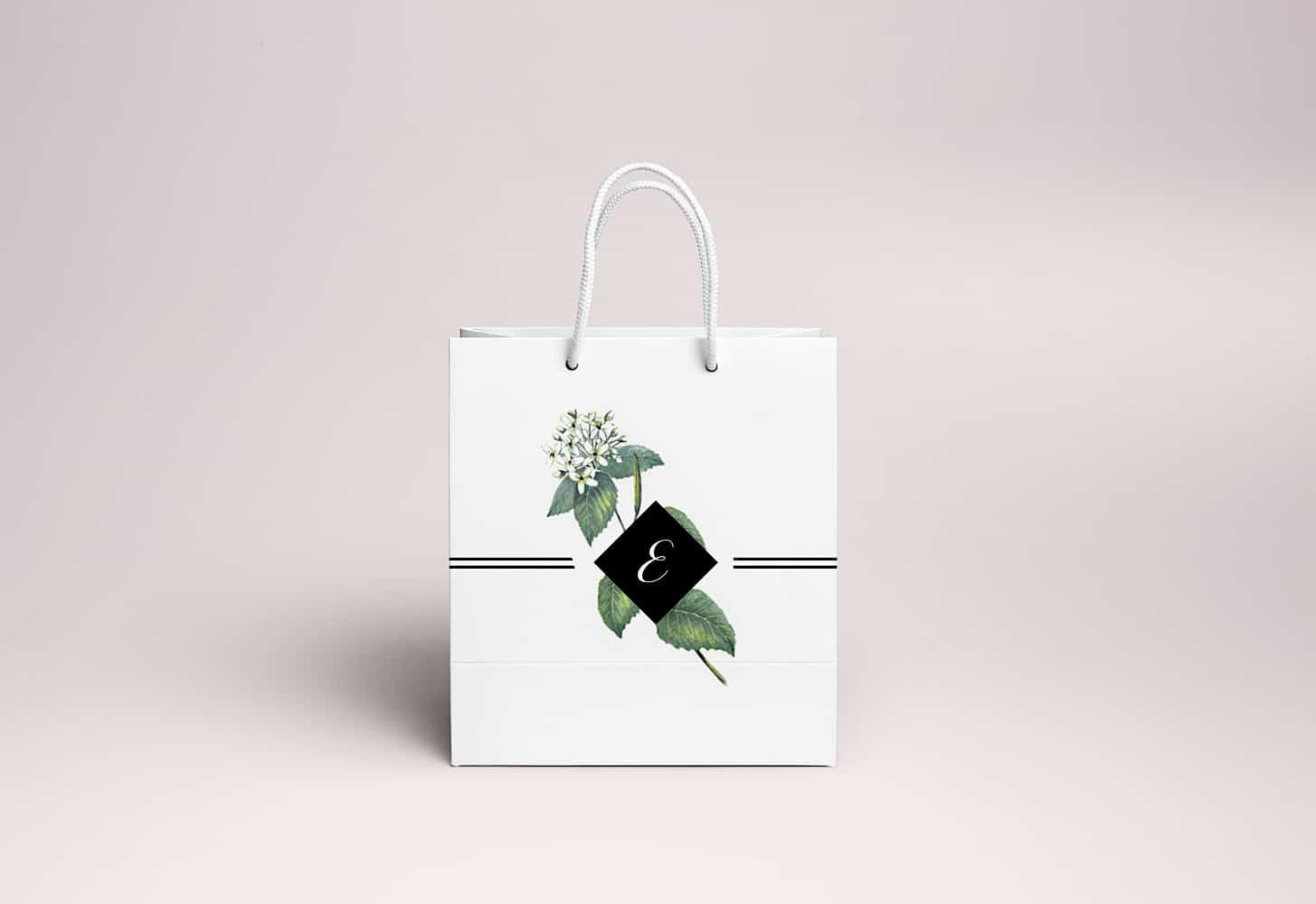 Shopping Bag Butterflies 03