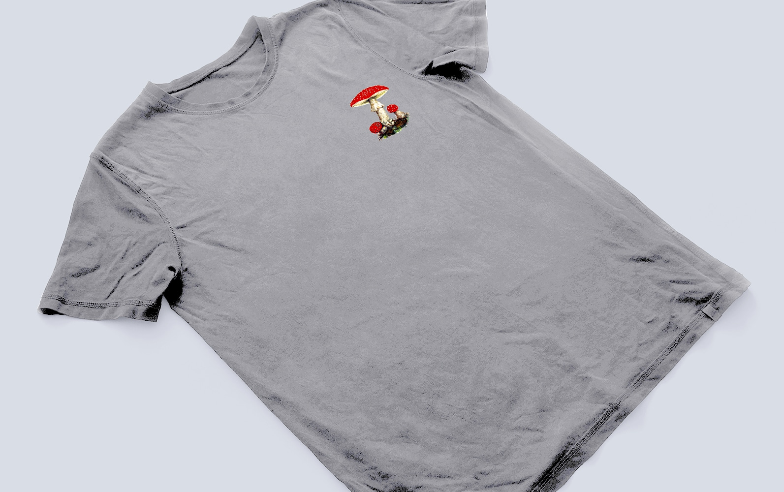 Small Fungi t shirt 1000px1