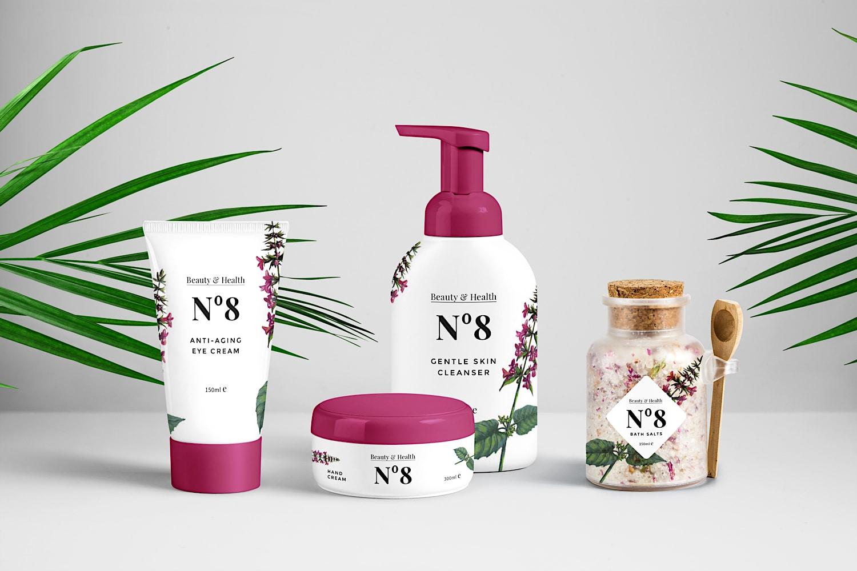 Violet Plant Cosmetics